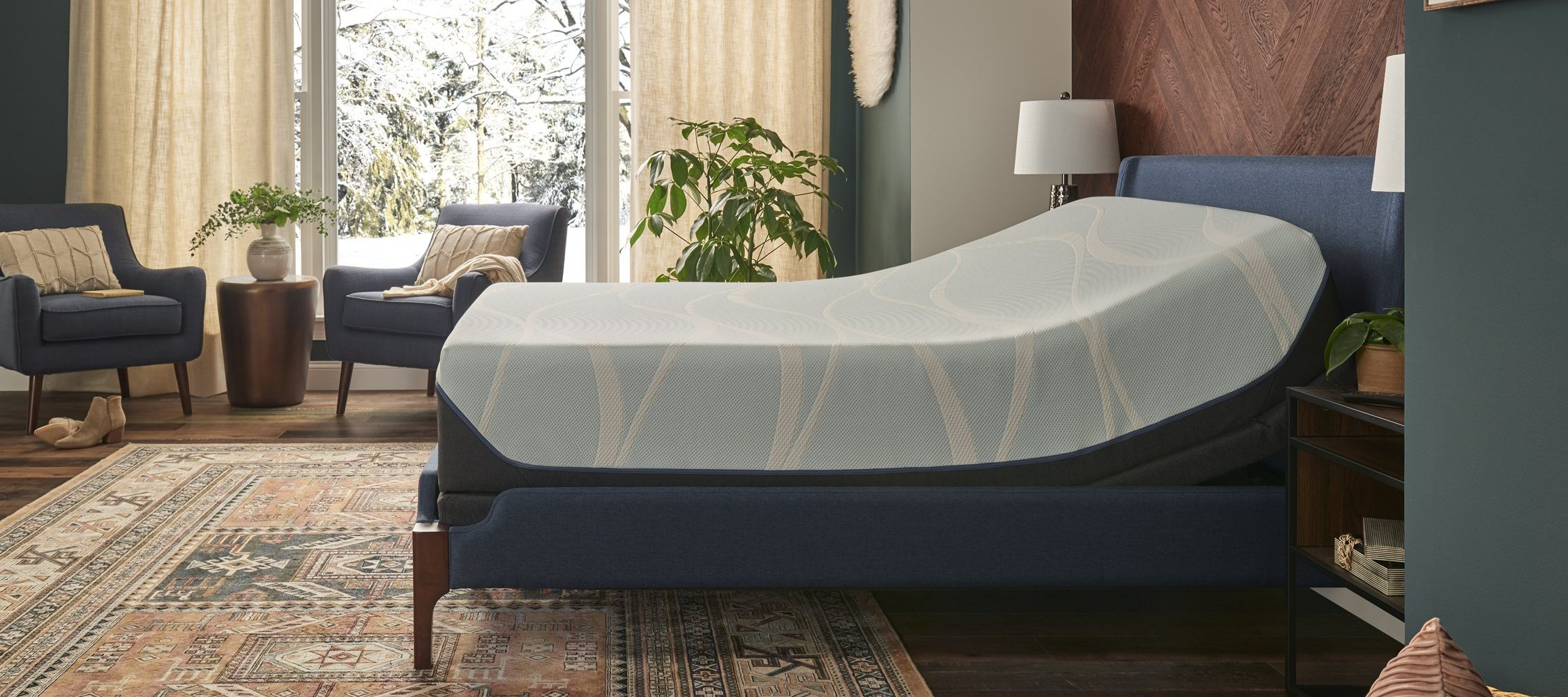Tempur-PedicHoliday Styled RoomLuxe Breeze Soft